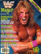 WWF Magazine November 1990