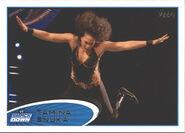 2012 WWE (Topps) Tamina Snuka 80