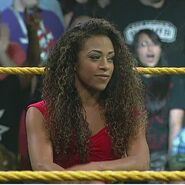 JoJo NXT Ring Announcer