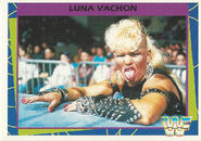 1995 WWF Wrestling Trading Cards (Merlin) Luna Vachon 56