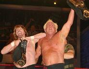 Ric Flair & Roddy Piper