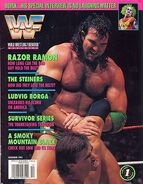 WWF Magazine December 1993