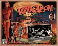 Lucha VaVoom Poster 16