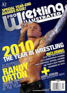 Pro Wrestling Illustrated - March 2011