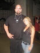 Trina Michaels & Big Show