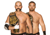 10 NXT Tag Team Title The Revival
