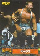 1999 WCW-nWo Nitro (Topps) Kaos 18