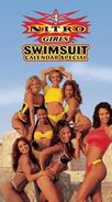 WCW Nitro Girls Swimsuit Calendar Special