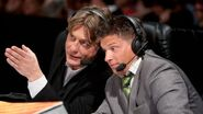 Josh Mathews & William Regal.1