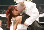 Kane Lita Wedding
