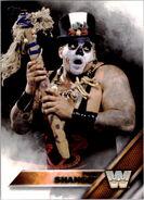 2016 WWE (Topps) Papa Shango 83