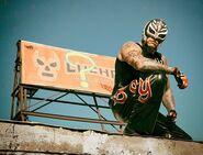 Rey Mysterio Joins Lucha Underground