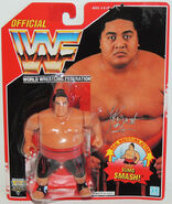 WWF Hasbro 1993 Yokozuna