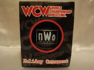 1998 WCW NWO Black Ornament