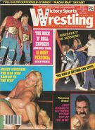 Victory Sports Wrestling - Fall 1986