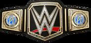 AJ Styles WWE World Championship sideplates