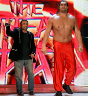 Great Khali Ramp