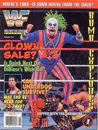 WWF Magazine October 1994