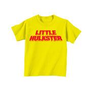 Hullk Hogan Little Hulkster Toddler T-Shirt