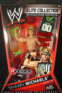 WWE Elite 7 Shawn Michaels