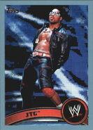 2011 WWE (Topps) JTG 54