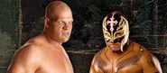 Kane v Rey Mysterio No Mercy 2008