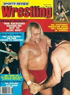 Sports Review Wrestling - August 1980