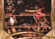 2004 WWE Divas 2005 (Fleer) Lita 1