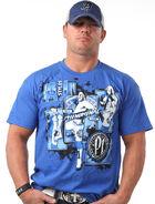 AJ Styles Comic Style T-Shirt