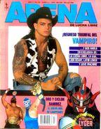 Arena de Lucha Libre 38