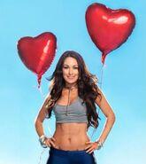 Brie Bella Valentine's Day.1