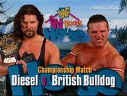 Diesel vs The British Bulldog