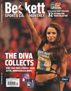 Trish Stratus Beckett Magazine