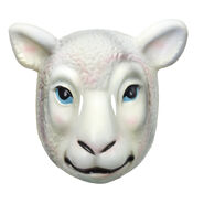 Wyatt Family Sheep Mask