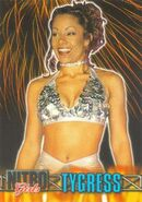 1999 WCW-nWo Nitro (Topps) Tygress 60