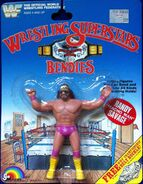 Randy Savage (WWF Wrestling Superstars Bendies)