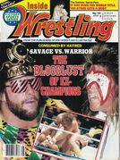 Inside Wrestling - May 1991