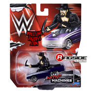 Undertaker - WWE Nitro Machines