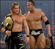 Rock & Chris Jericho