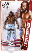 WWE Series 27 Kofi Kingston