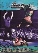 2003 WWE Aggression Billy Kidman 46