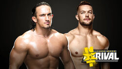 Takeover 4 NXT Championship Contendership