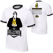 Paul Bearer Hall of Fame 2014 T-Shirt
