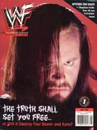 WWE Magazine May 1998 Issue