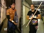 Steven Richards vs Tommy Dreamer