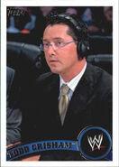 2011 WWE (Topps) Todd Grisham 48