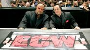 Tazz and Joey Styles