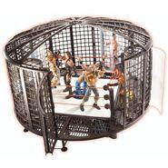 WWE Elimination Chamber Ring Set