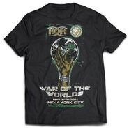 War of the Worlds T-Shirt