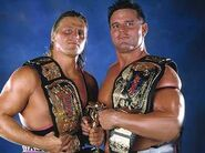 Owen Hart & Davey Boy Smith22